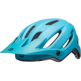 Bell 4Forty Fietshelm, rush matte/gloss bright blue/black
